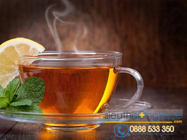 trà mướp đắng rừng Mudaru uống trước hay sau ăn