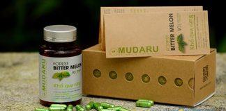 Viên uống mướp đắng rừng Mudaru giá bao nhiêu?
