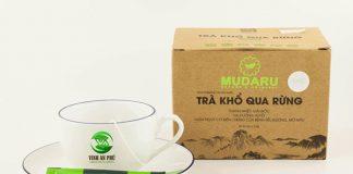 trà mướp đắng rừng Mudaru
