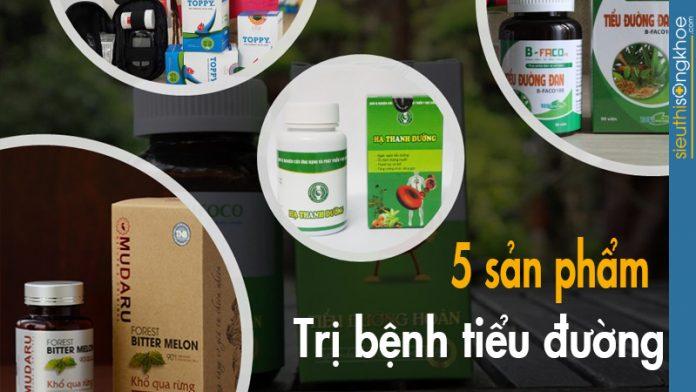 Viên uống mướp đắng rừng Mudaru TOP 5 sản phẩm điều trị bệnh tiểu đường hiệu quả nhất hiện